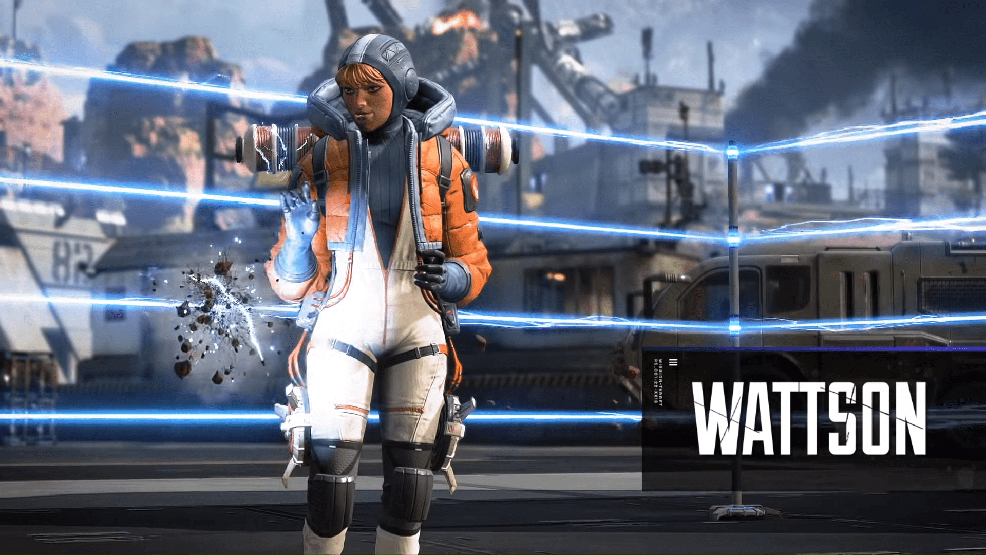 Wattson Is The Star Of Apex Legends Season 2 Ranked Mode Happy Gamer