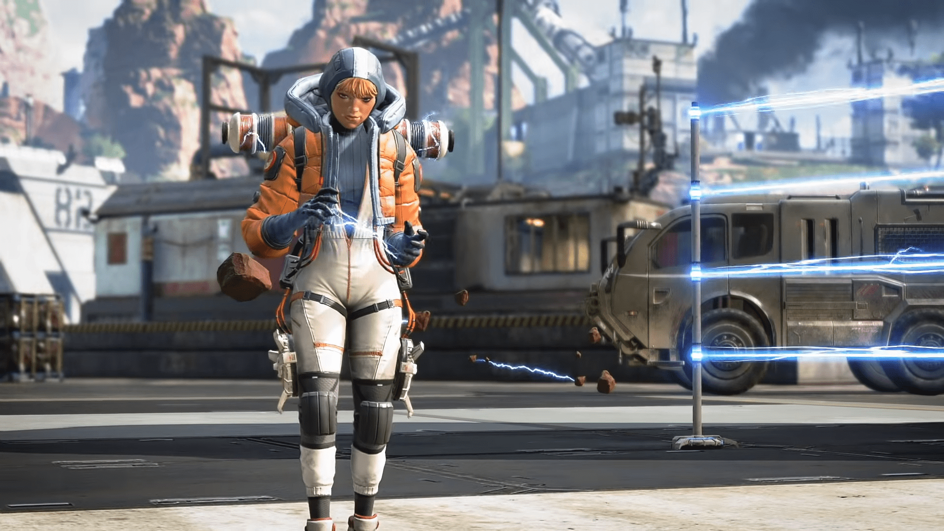 Apex Legends Leak: Data Miner Uncovers Audio File For Possible New Gameplay Addition
