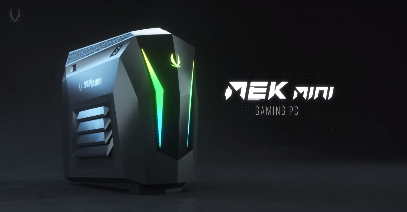 Zotac Updates Mek Mini Lineup Featuring Intel Core I7 And I5 With 2060 Super And 2070 Super Graphics