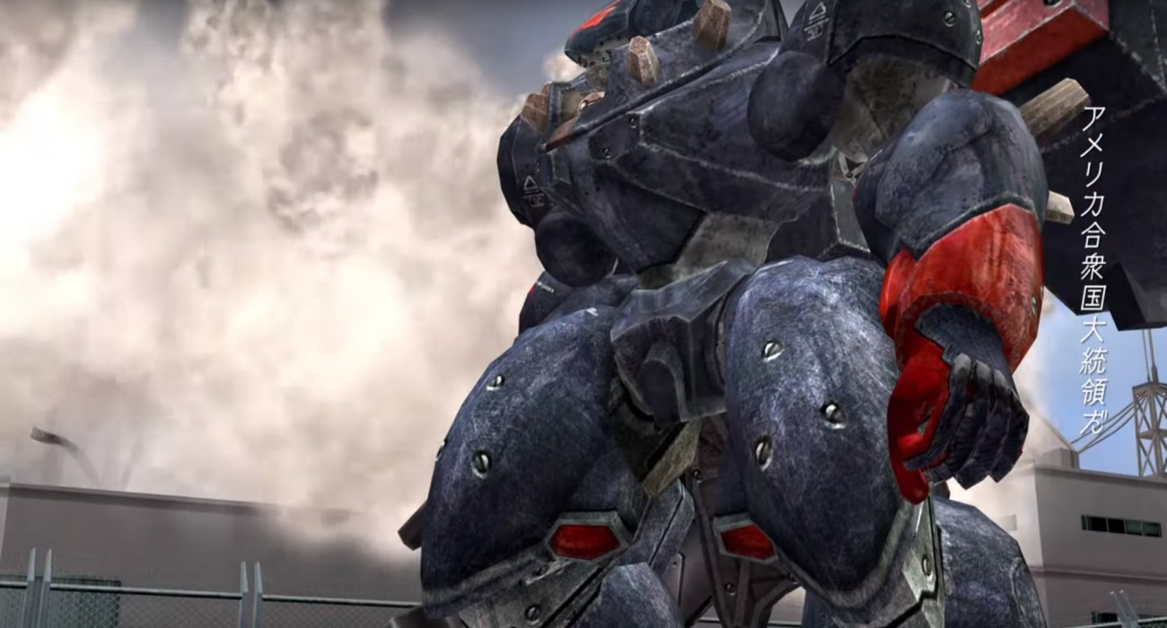 The Classic Mech Game Metal Wolf Chaos Is Re-Releasing On August 6 For PC, PS4, And Xbox One