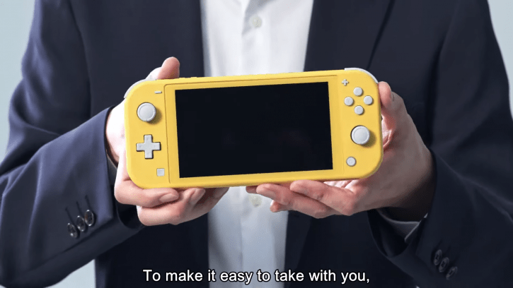 Some Nintendo Games Will Be Affected By The Nintendo Switch Lite Feature Changes