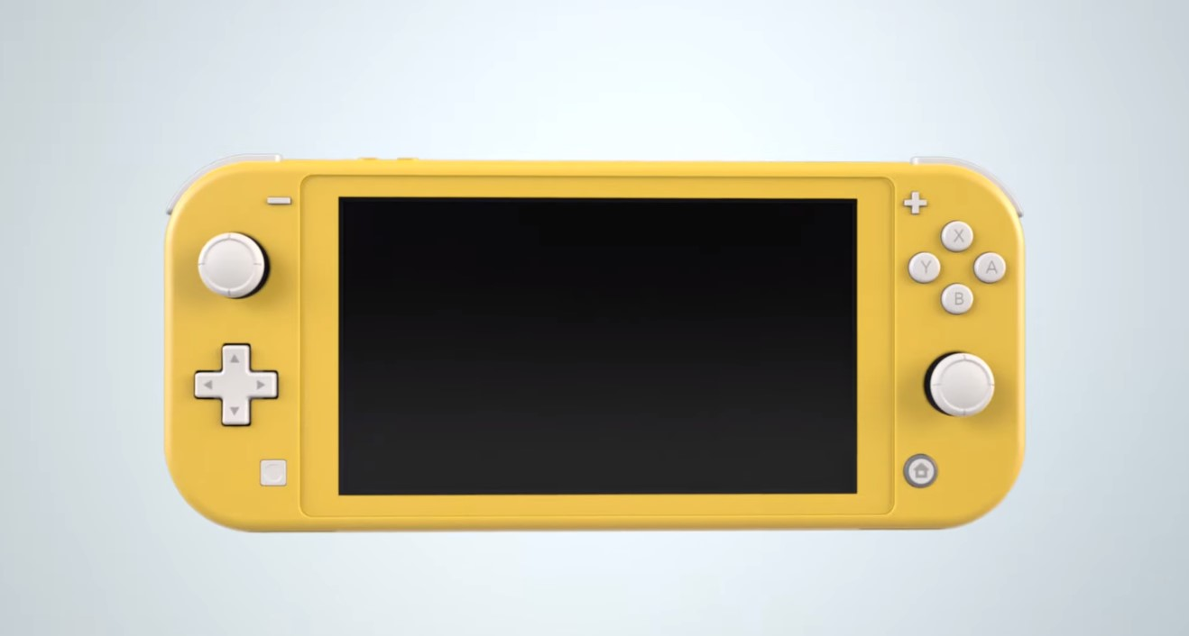 Nintendo Switch Lite, A Cheaper Version Of Its Older Sibling, Will Be Coming To Stores In September 2019