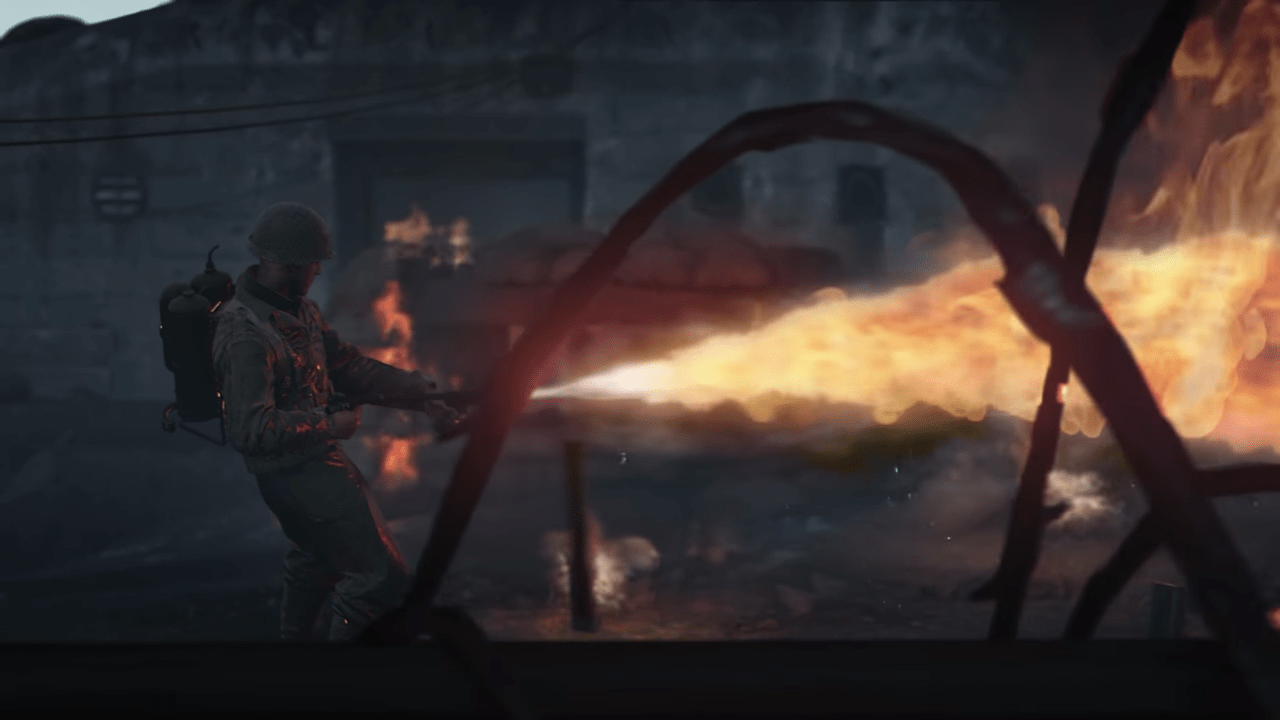 Sledgehammer Unlocks Most Of The Call Of Duty WWII DLC Weapons…Permanently