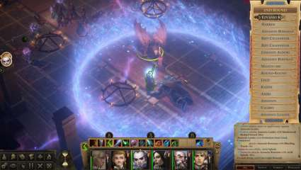 Turn-Based MOD For RPG Game, Pathfinder Kingmaker Now Available With Other Gameplay-Enhancing Content
