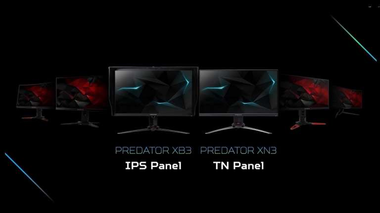 Acer Ups The Ante On The Refresh Rate Challenge With Its New Predator Gaming Monitor