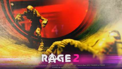 Open-World Shooter Rage 2 Drops Loads Of New Content, Now Includes New Game+ And Ultra Nightmare Difficulty
