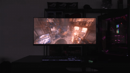 The Long-Awaited ASUS ROG Swift PG35VQ Is Finally Here And Features An Overclockable 200Hz Refresh Rate