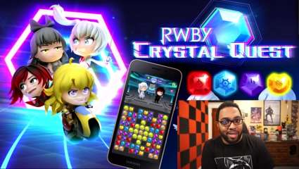 Crunchyroll Games Adds to Their Anime-Based Mobile Game Family With RWBY: Crystal Quest