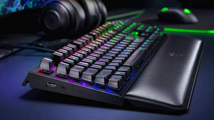 2019's Best Gaming Keyboard, Razer's Blackwidow Elite Mechanical Keyboard Is On Sale At 32% Off