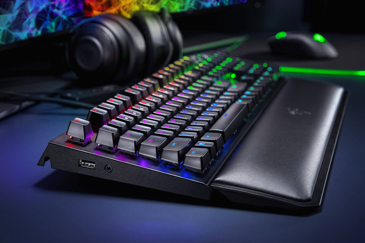 2019's Best Gaming Keyboard, Razer's Blackwidow Elite Mechanical Keyboard Is On Sale At 32% Off