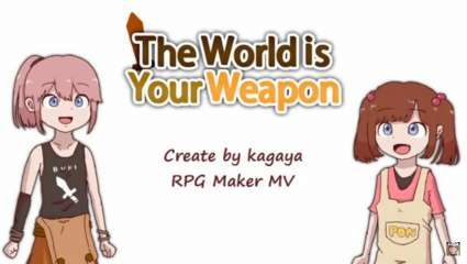 The World Is Your Weapon Now Available On Steam, Fight With Anything You Can Pick Up