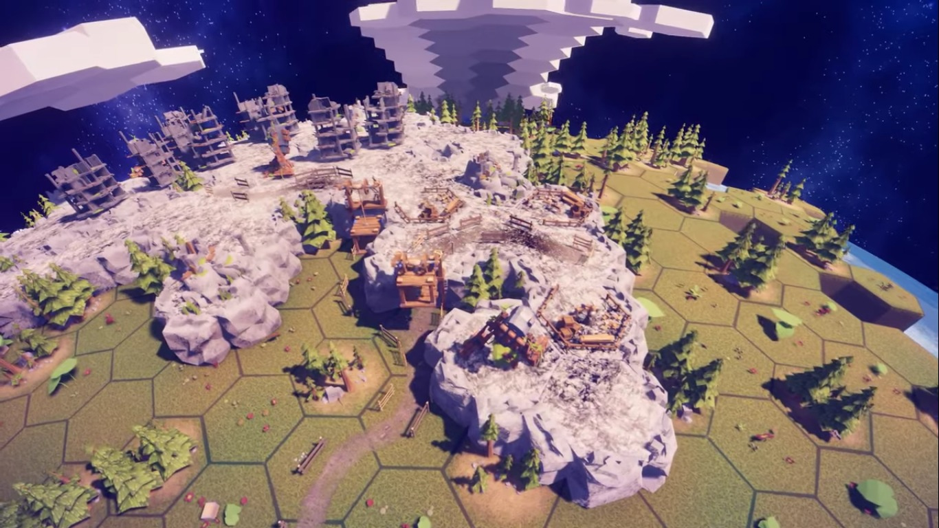 Before We Leave Is An Interplanetary City Building Game That Is Surprisingly Relaxing