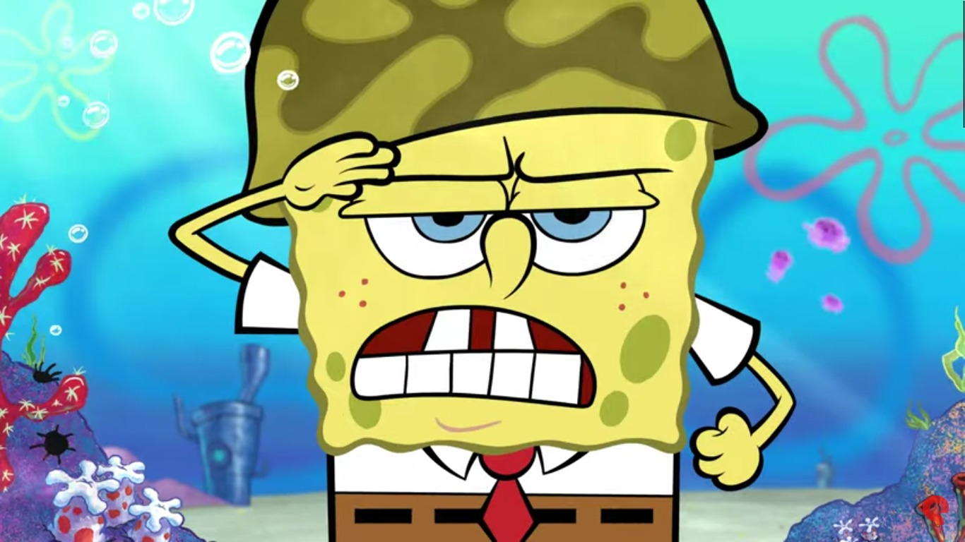 THQ Nordic Has Announced Spongebob Squarepants: Battle For Bikini Bottom – Rehydrated