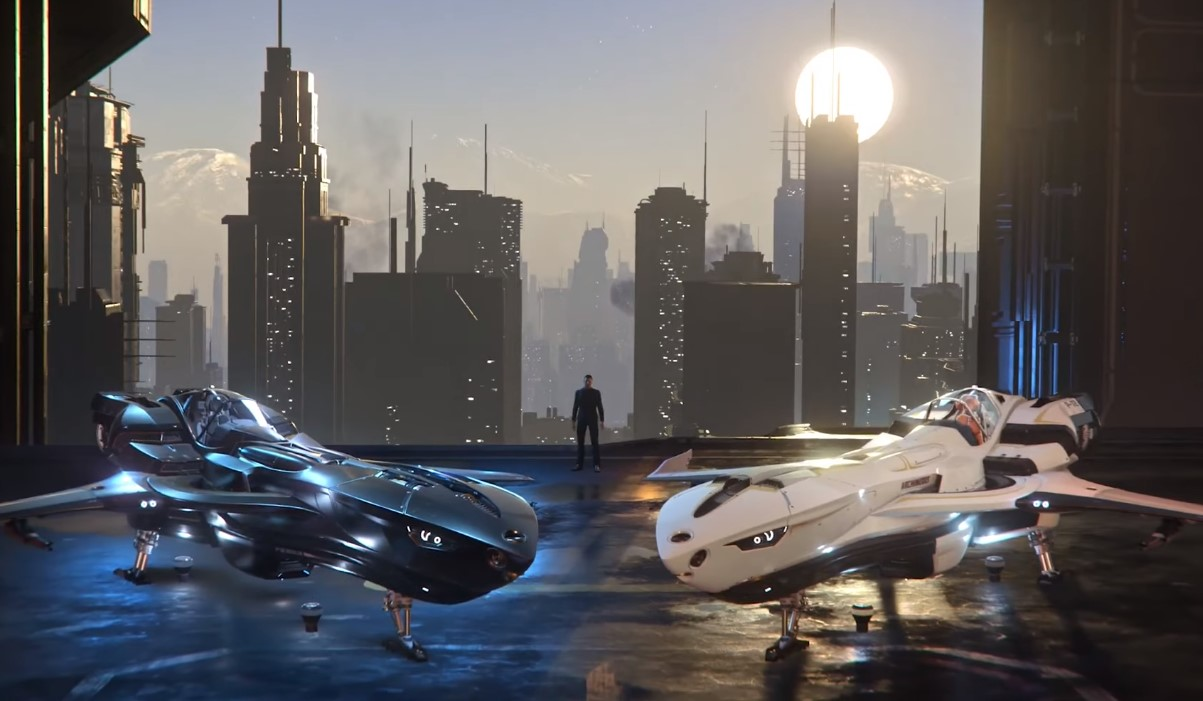 Upcoming MMORPG Game Star Citizen Gets A Revamp, No Longer Looks Like A Lawless Frontier