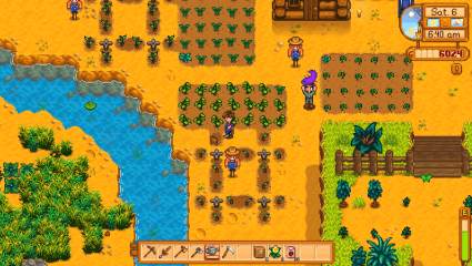 ConcernedApe Breaks Months Of Silence Regarding Stardew Valley Multiplayer
