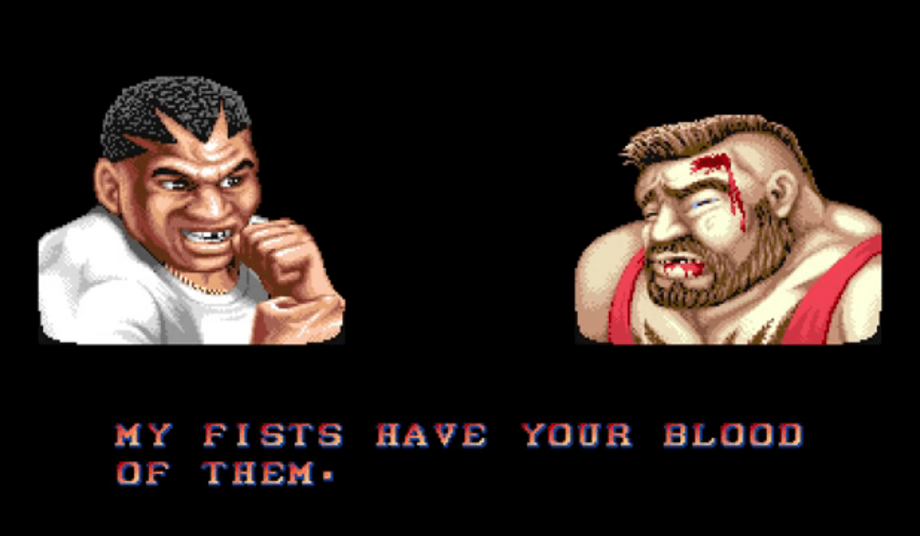 Mike Tyson Just Found Out About Famous Street Fighter II Character (Probably) Modeled After Him