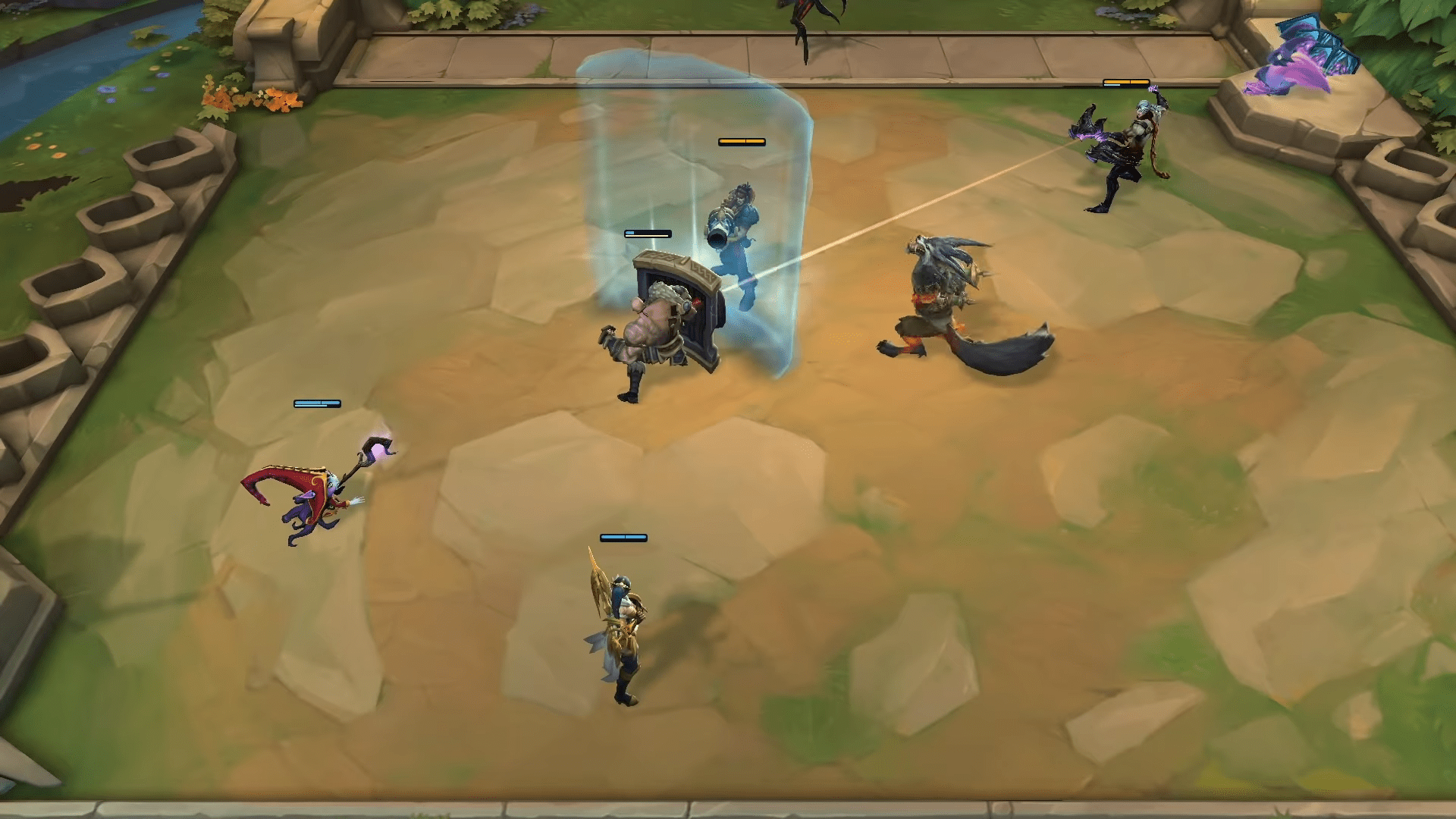 Teamfight Tactics Is New And Full Of Bugs – But This One Can Determine A Win Or Loss