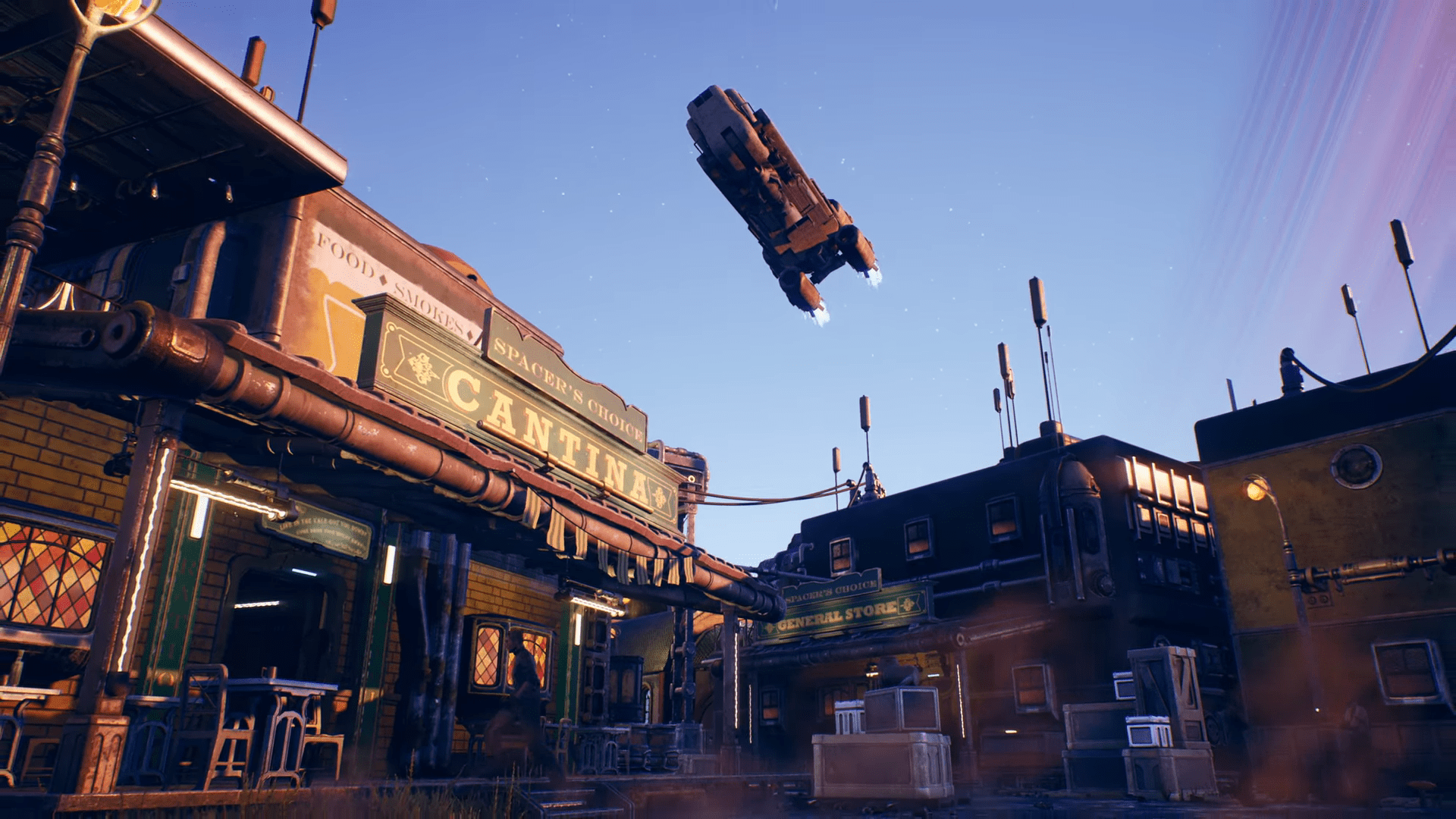 New Obsidian RPG The Outer Worlds Is Officially Coming To Switch; New Trailer Released