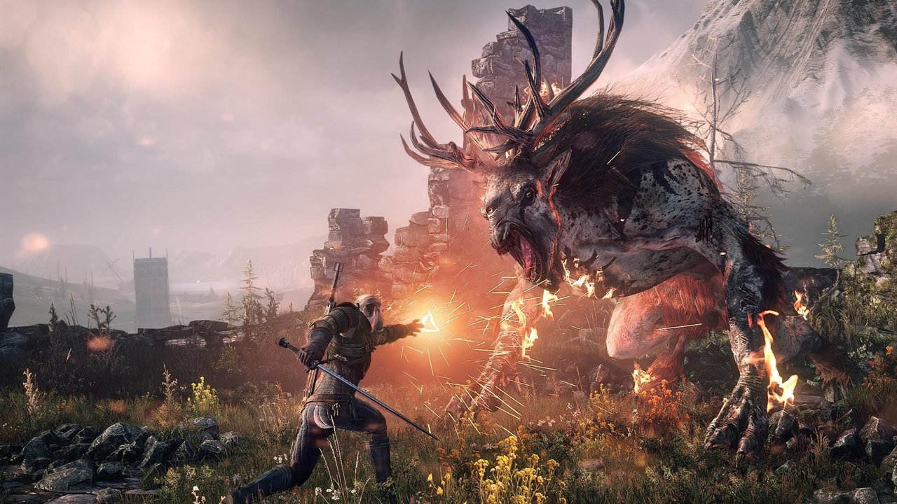 CD Projekt Red Currently Working On 5 Different Games, None Of Which Are The Witcher 4