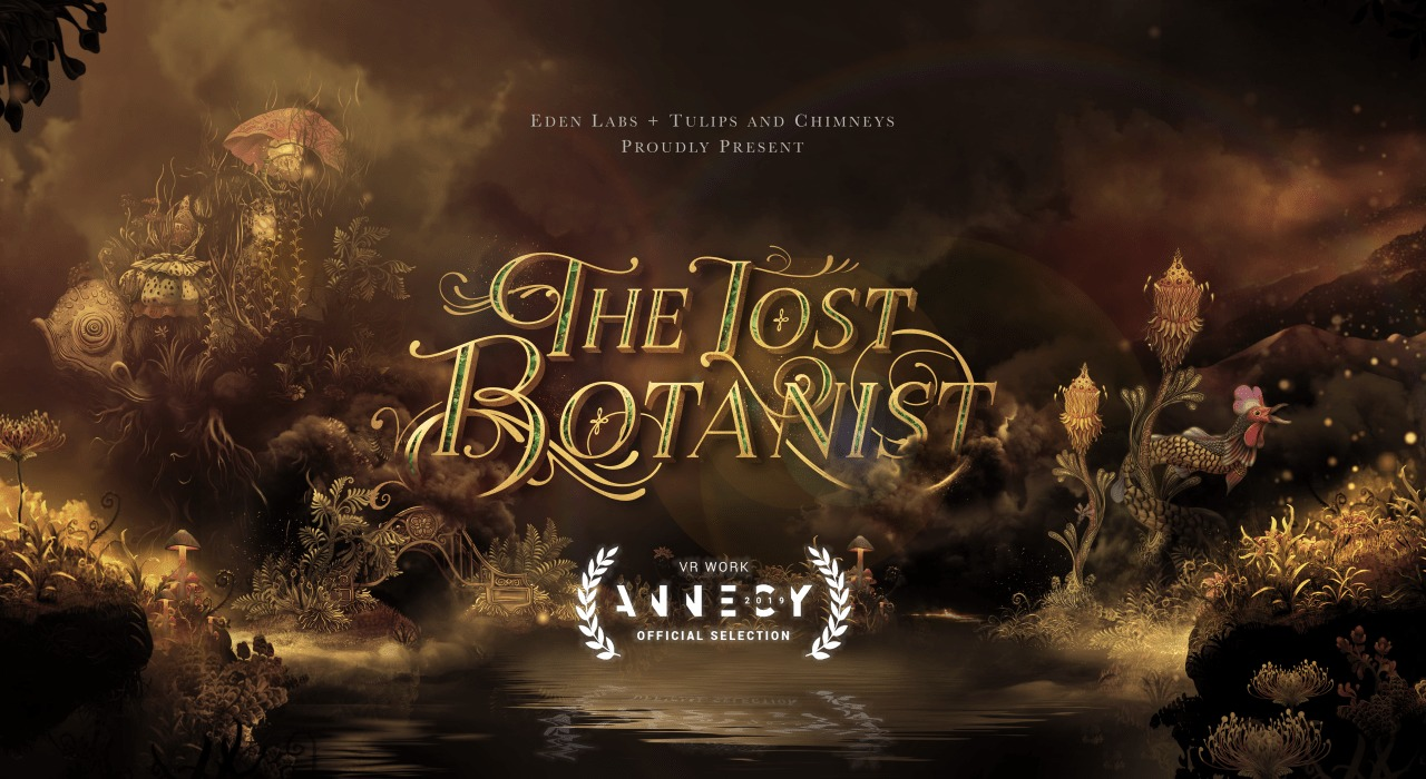 The Lost Botanist Is Being called A VR Experience Instead Of a Game, This Interactive Game Is Making Headlines For Its Beauty