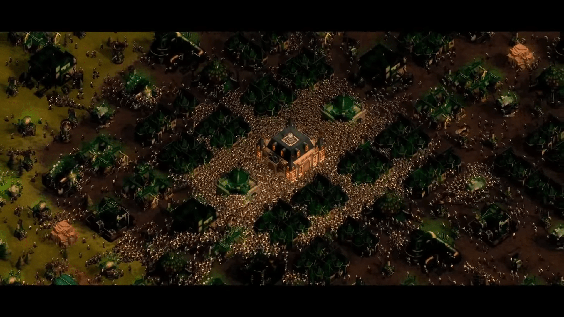 They Are Billions Is Now Available On Xbox One; Coming To PlayStation 4 Later This Month