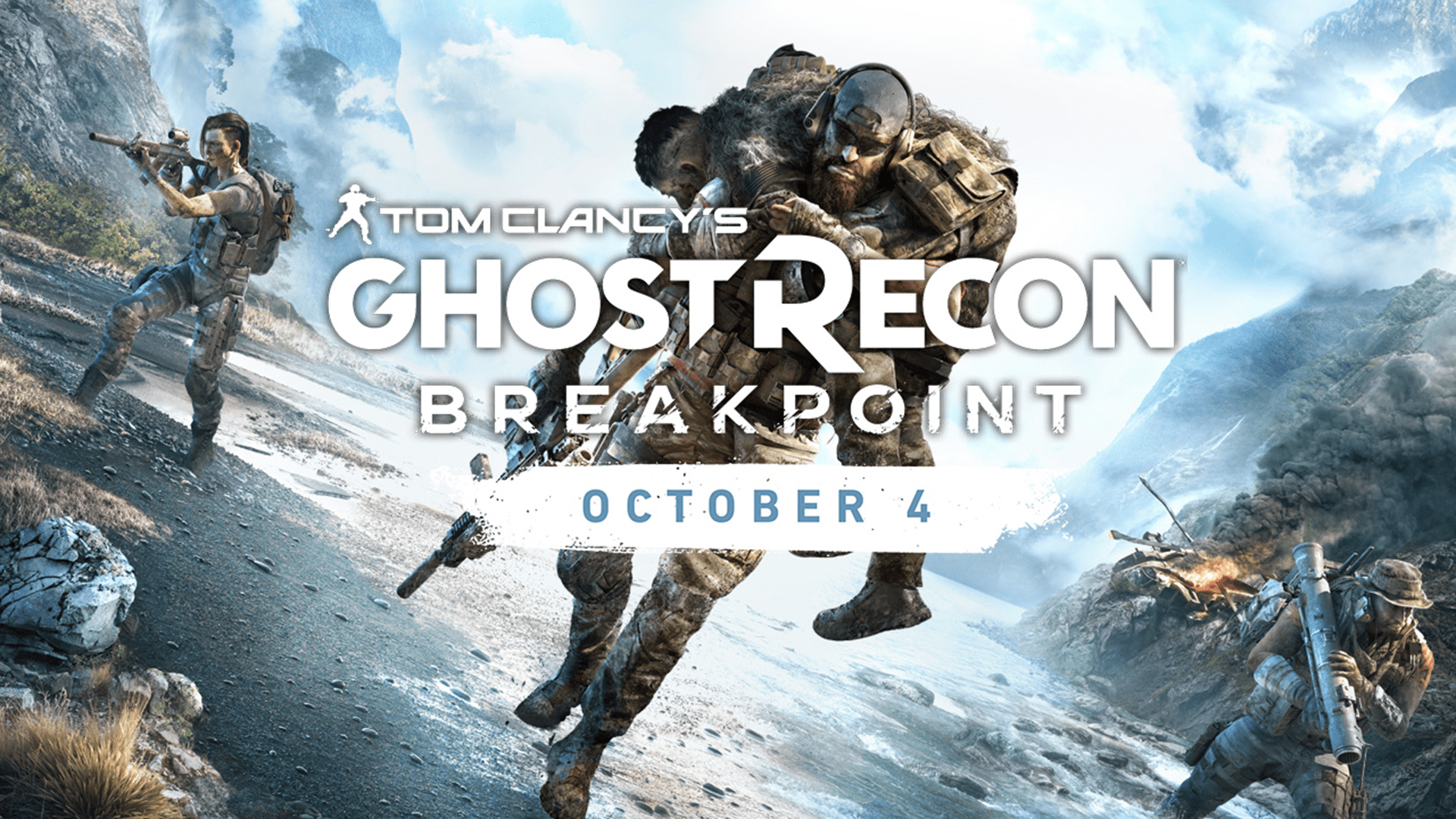 Ghost Recon Breakpoint's Online Game Servers Break Down On The Same Day As Its Official Launch