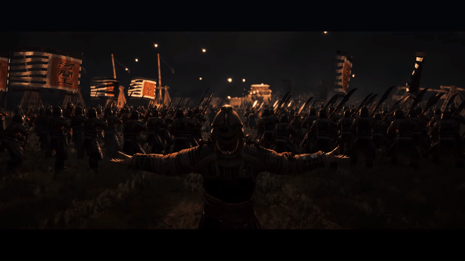 Total War: Three Kingdoms Eight Princes Reveal Trailer, A Lesser Known Part Of China's History