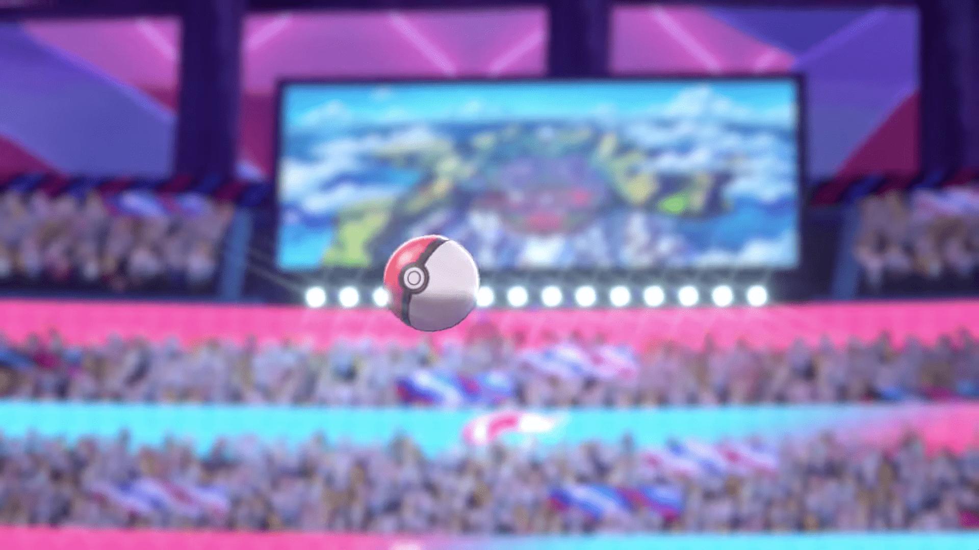 Pokemon Sword And Pokemon Shield Reveals Unseen Gameplay Elements