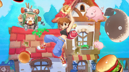 Umihara Kawase Fresh! Comes To North America And Europe For Nintendo Switch On July 9th