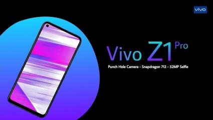 Vivo Z1 Pro Key Specifications And Release Date; Snapdragon 712 Gaming Phone Drops In India On July 3