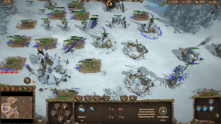 New Steam Deal: Save 50% on War Party, A Prehistoric Real-Time Strategy Game With Dinosaurs and Magic