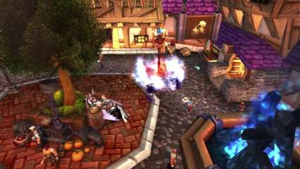 As The Midsummer Fire Festival Comes To An End World Of Warcraft Gets Ready For The Fireworks Spectacular