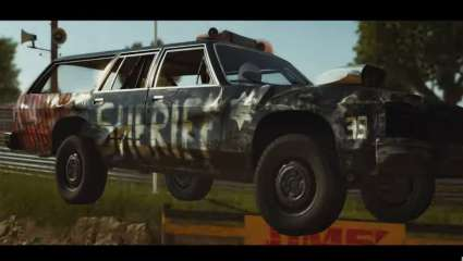A Pre-Order Trailer Was Just Revealed For The Destruction Derby Game Wreckfest For The PS4