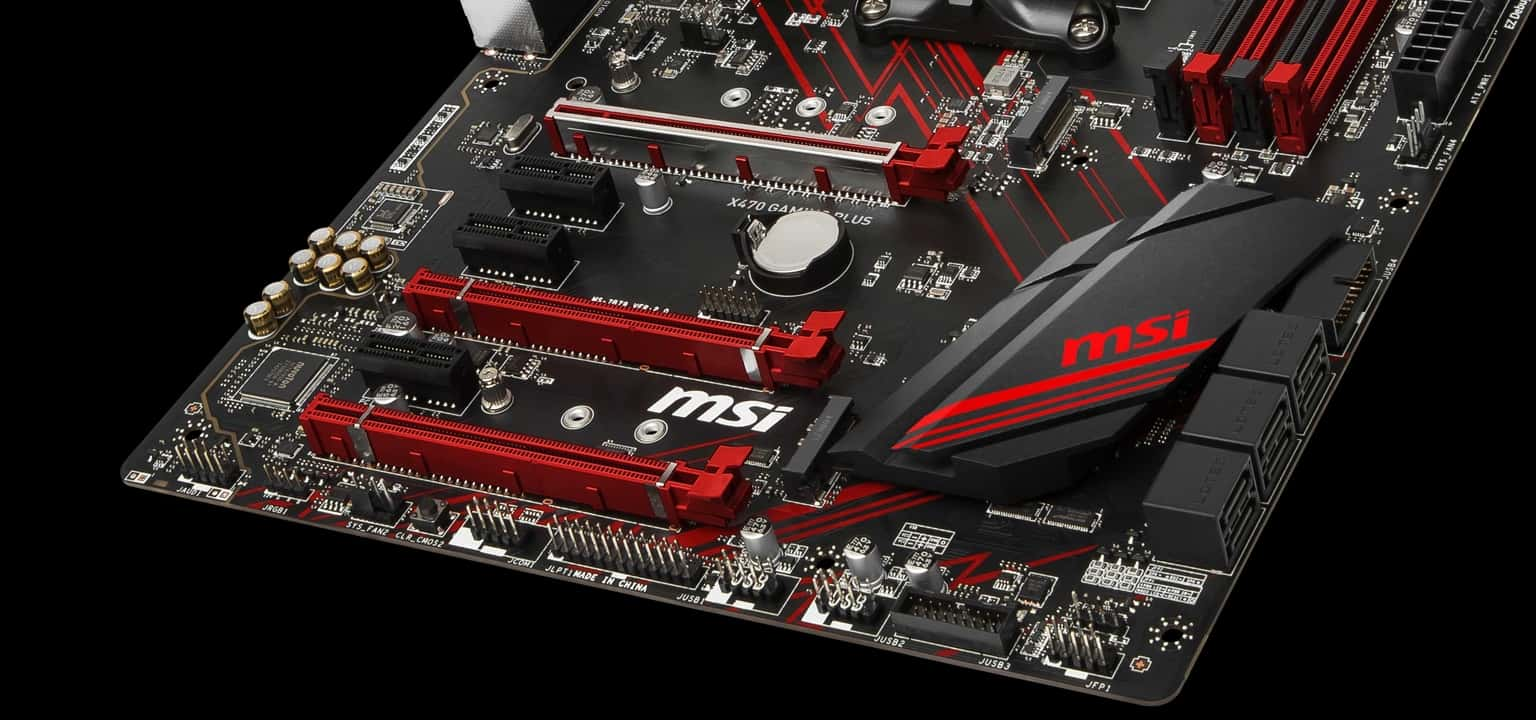 MSI's B450 And X470 Motherboards Are Affordable Options For Your 3rd Generation Ryzen Chip