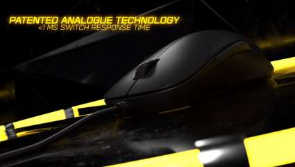 Introducing The 'World's Fastest Gaming Mouse' With A Patented Algorithm And A Sub-1ms Response Time