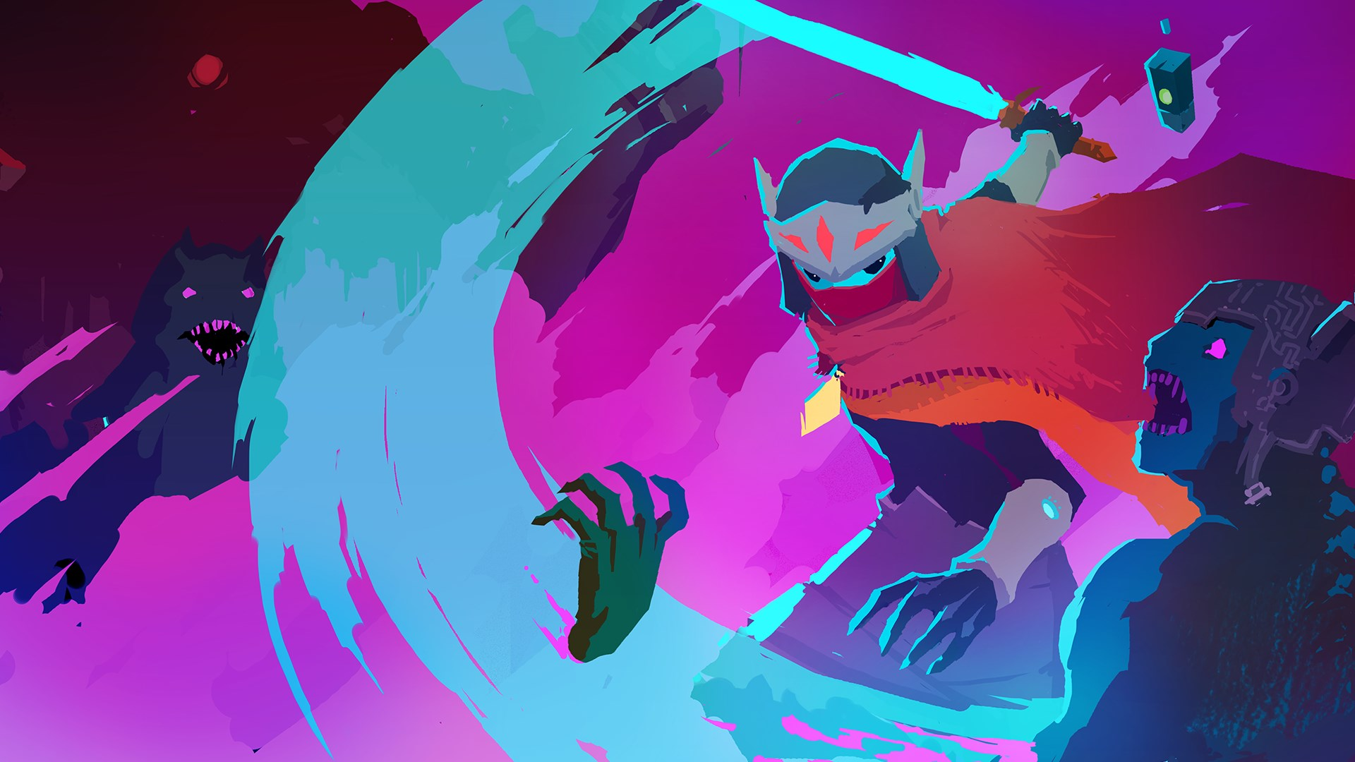 Hyper Light Drifter Is For Sale On The Apple Store For iPhone and iPad