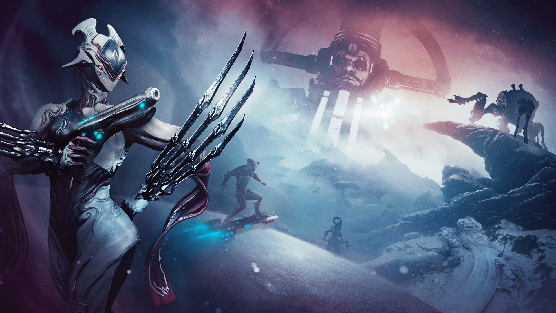 It Is Time To Battle Your Immortal Nemesis In Warframe's New Update: Old Blood, A New Warframe And Melee Combat Phase 2 Have Both Been Released