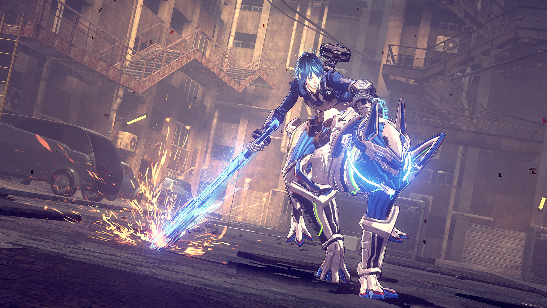 Platinum Games Has Announced Astral Chain For The Nintendo Switch