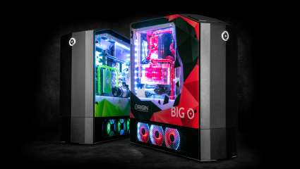 The 'Big O' Is The Ultimate Gaming Machine Of Your Dreams; Unfortunately, You Can't Have It