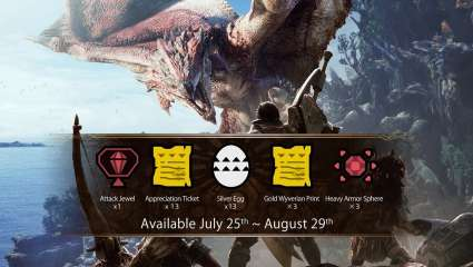 The Hunt Is On—Monster Hunter World Sees A Month Of Events, And Appreciation Courtesy Of Capcom