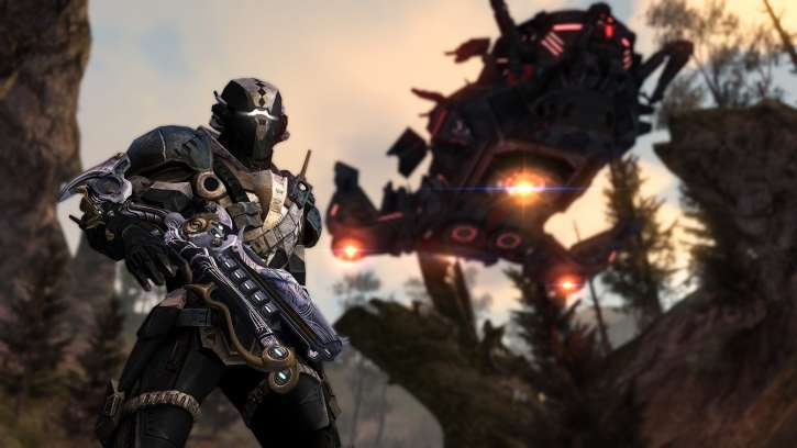 Defiance 2050 Has Brought Snow To The New Frontier, Survive The Winter And Gain Some Special Loot In This New Event
