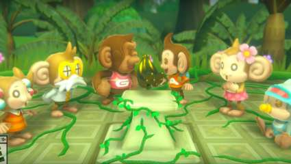 A Blast From The Past Becomes A Banana Blitz - New Super Monkey Ball Comes To Switch
