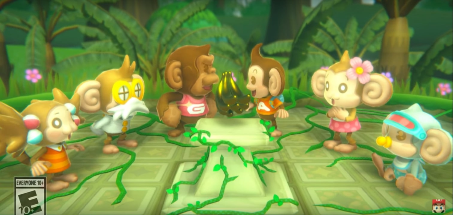 A Blast From The Past Becomes A Banana Blitz – New Super Monkey Ball Comes To Switch