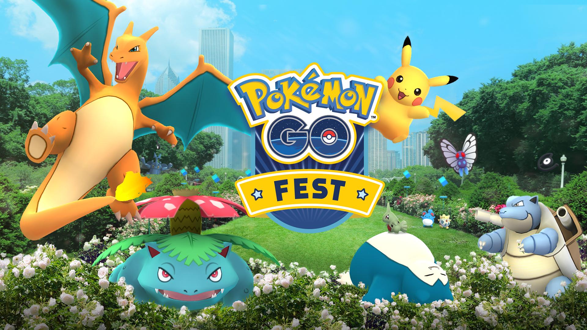 New Shiny Pokemon Coming To Pokemon Go Tomorrow, Start Of The Second Pokemon Go Fest Event