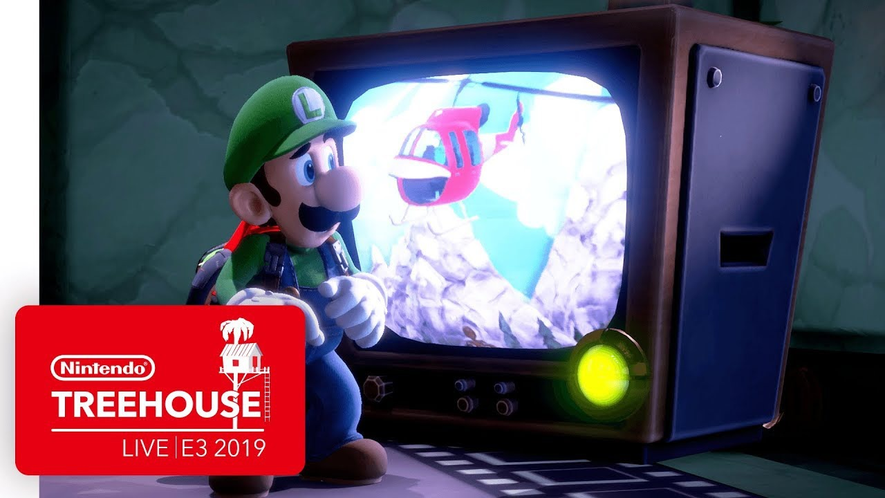 Halloween Goes Green With The Release Of Luigi's Mansion 3