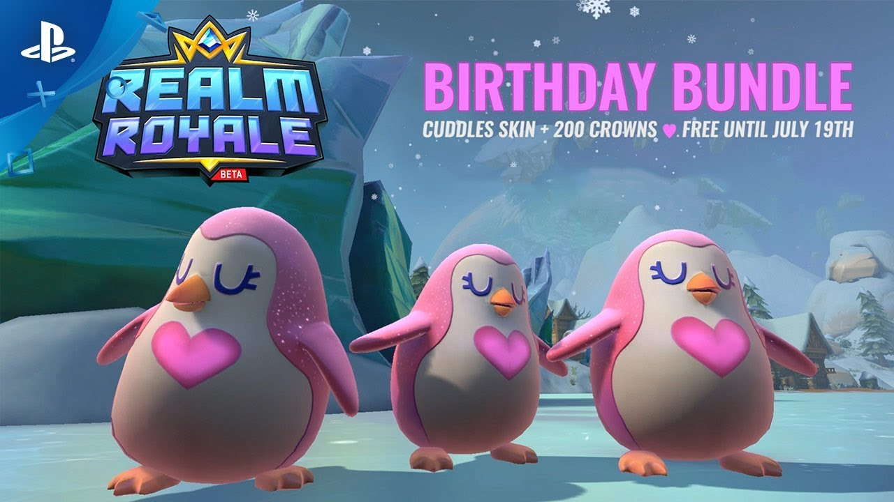 Realm Royal Is Celebrating Their First Birthday With Updates And Give Aways For Players