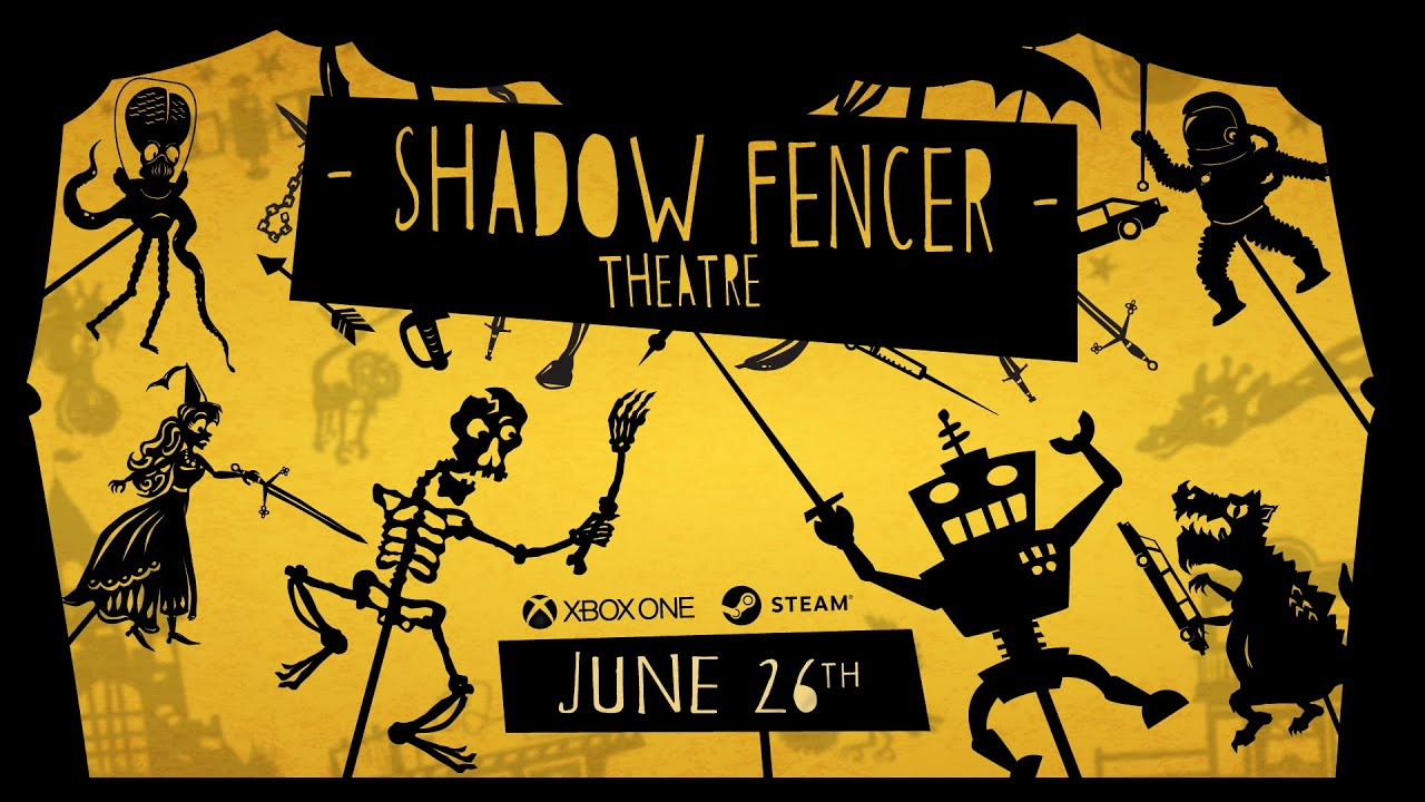 Shadow Fencer Theatre Is Now Available On Xbox One, Shadow Puppets Have Never Been So Fun