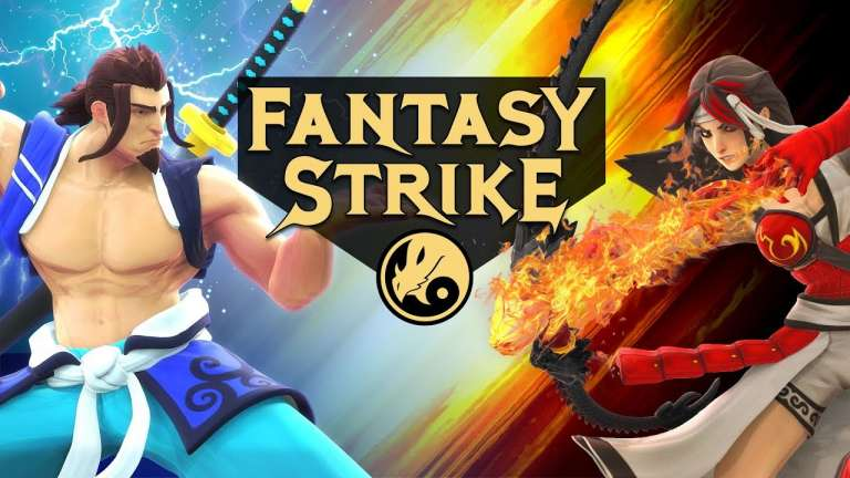 Fantasy Strike Fighting Game Has Launched And It Features A Boss Rush Mode