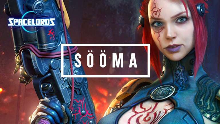 Martian Priestess of Pain, Sooma, Joins Spacelords And Is Voiced By Actress Stefanie Joosten