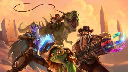 Saviors of Uldum, Hearthstone's Next Expansion Will Be Launched In August